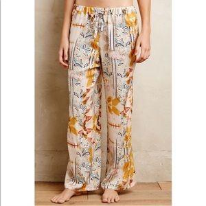 Anthropologie E by Eloise Carmelita Lounge Pants L